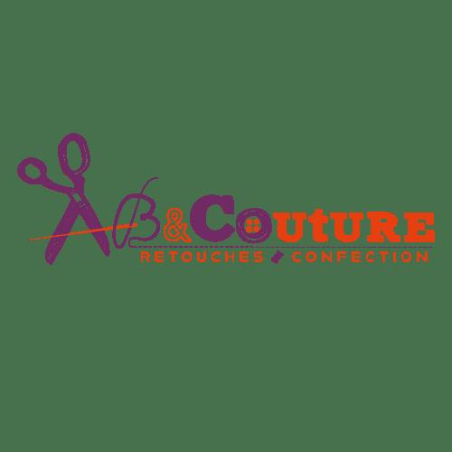 Création Graphique pour AB&Couture