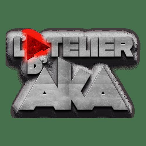 Creation web & Graphique pour l'Atelier d'Aka