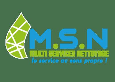 Création Graphique pour M.S.N