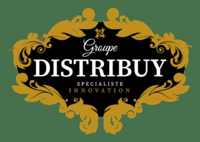 Création Graphique et site internet pour DISTRIBUY GROUP