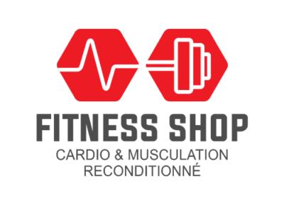 Création catalogue en ligne pour Fitness Shop
