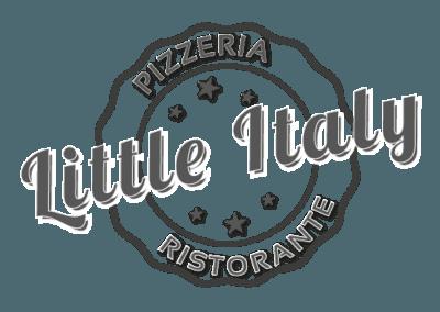 Création Graphique pour Little Italy Restaurant