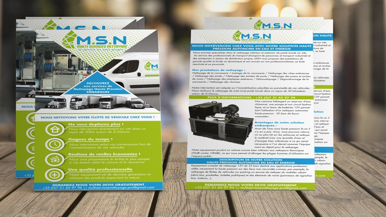 fly presentation activité MSN