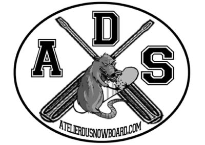Création web d'une boutique en ligne pour l' Atelier du Snowboard
